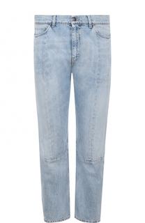 Укороченные джинсы свободного кроя Stella McCartney