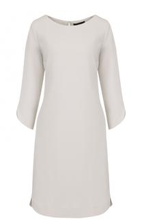 Платье свободного кроя с укороченным рукавом Windsor