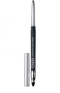 Автоматический карандаш для глаз с растушевкой, оттенок Intense Carcoal Clinique