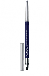 Автоматический карандаш для глаз с растушевкой, оттенок Intense Ivy Clinique