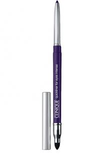 Автоматический карандаш для глаз с растушевкой, оттенок Intense Chocolate Clinique