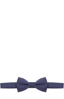 Шелковый галстук-бабочка Dal Lago