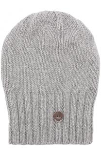 Кашемировая вязаная шапка Inverni