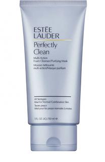 Очищающее средство 2 в 1 Perfectly Clean: пенка + маска Estée Lauder