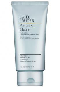 Очищающее средство 2 в 1 Perfectly Clean: крем +маска Estée Lauder