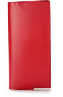 Кожаный бумажник с отделениями для кредитных карт и монет Tod's