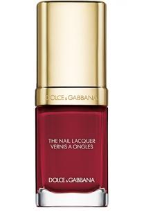 Лак для ногтей 635 Red Dolce & Gabbana