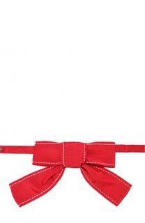 Галстук-бабочка в виде банта Dolce & Gabbana