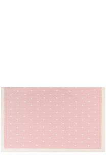 Кашемировое одеяло с принтом Baby T