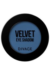 Тени для век velvet Divage