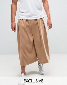 Юбка-брюки Reclaimed Vintage - Черный