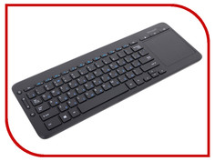 Клавиатура беспроводная Microsoft All-in-One Media Black N9Z-00018