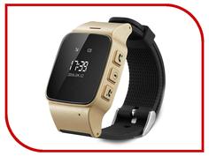 Умные часы Wokka Watch EW100 Gold