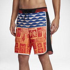 Мужские бордшорты Hurley Phantom Hyperweave Motion Tahiti 45,5 см Nike