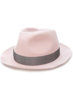 шляпа-федора Borsalino