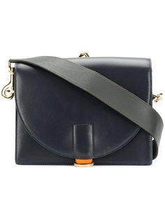сумка с верхней ручкой Sacai