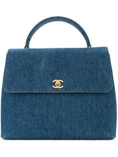 джинсовая сумка Chanel Vintage