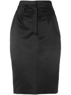 приталенная юбка  Givenchy