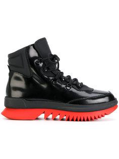ботинки по щиколотку на платформе Camper