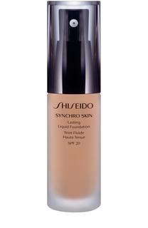Устойчивое тональное средство Synchro Skin, оттенок Neutral 3 Shiseido