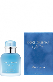Парфюмерная вода Light Blue Intense Pour Homme Dolce & Gabbana