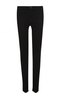Однотонные джинсы-скинни Armani Jeans