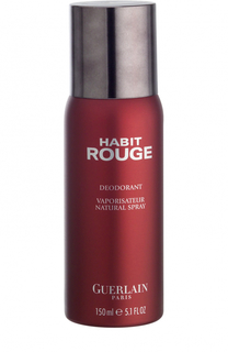 Дезодорант Habit Rouge Guerlain