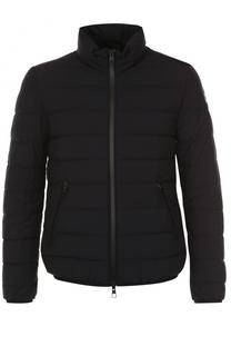 Пуховая стеганая куртка на молнии Montecore