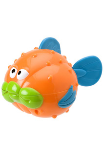 Игрушка для ванны рыба еж ALEX Alex®