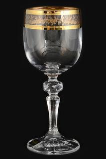 Набор бокалов для вина 170 мл Crystalite Bohemia