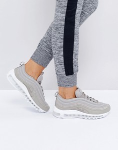 Серые кроссовки Nike Air Max 97 Premium - Серый