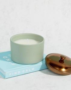 Свеча с ароматом инжира и кедра Paddywax - Мульти
