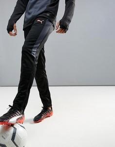 Черные спортивные штаны Puma Football evoTRG 65534006 - Черный