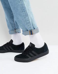 Черные кроссовки adidas Skateboarding Adi-Ease BY4027 - Черный