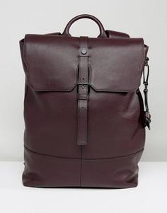 Кожаный рюкзак Ted Baker Mane - Фиолетовый