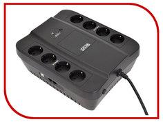 Источник бесперебойного питания Powercom Spider SPD-650E Black