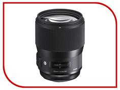 Объектив Sigma Nikon AF 135 mm F/1.8 DG HSM Art F
