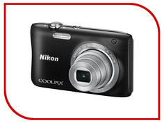 Фотоаппарат Nikon Coolpix A100 Black