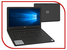 Ноутбук Dell Vostro 3568 3568-8074 (Intel Core i5-7200U 2.5 GHz/4096Mb/1000Gb/AMD Radeon R5 M420X 2048Mb/Wi-Fi/Bluetooth/Cam/15.6/1366x768/Windows 10 64-bit)