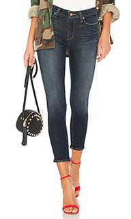 Укороченные облегающие джинсы hoxton - PAIGE