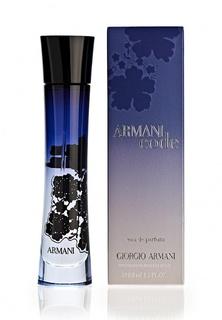 Парфюмерная вода Giorgio Armani Code femme 50 мл
