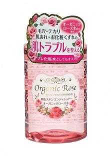 Лосьон-кондиционер Meishoku для кожи лица с экстрактом дамасской розы, 200 мл