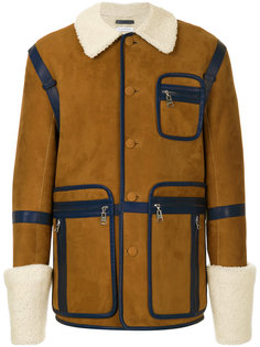 куртка из овчины J.W.Anderson