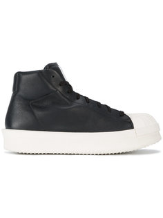 кеды Black Mastodon Pro Model II Adidas By Rick Owens