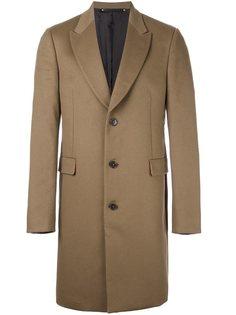 пальто Epsom с заостренными лацканами Paul Smith
