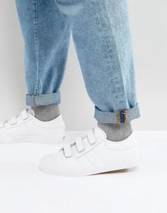 Белые кроссовки adidas Skateboarding Matchcourt CF CG4510 - Белый