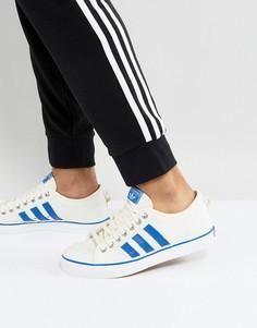 Белые кроссовки adidas Originals Nizza Lo BZ0489 - Белый