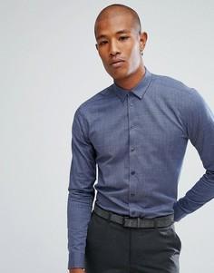 Рубашка Minimum Guy - Темно-синий