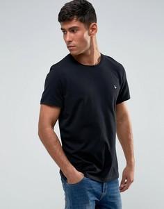 Черная футболка Jack Wills Sandleford - Черный