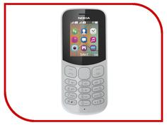 Сотовый телефон Nokia 130 Dual Sim TA-1017 Grey